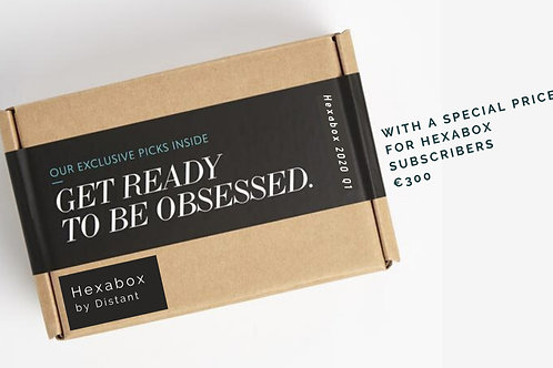 Hexabox Quarterly Subscription