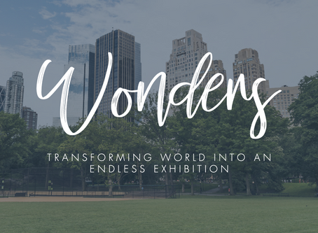 Introducing Wonders, The Location Based Augmented Reality Platform