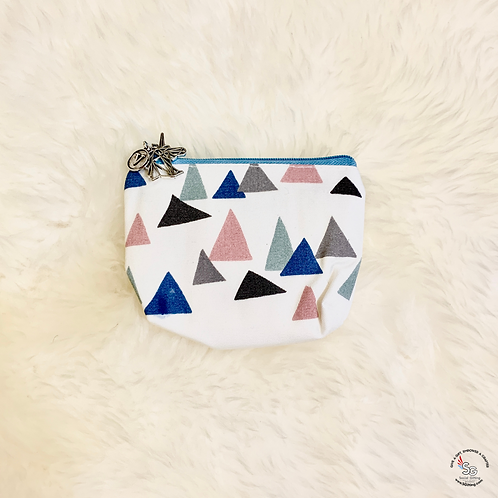Coin Pouch with Unicorn