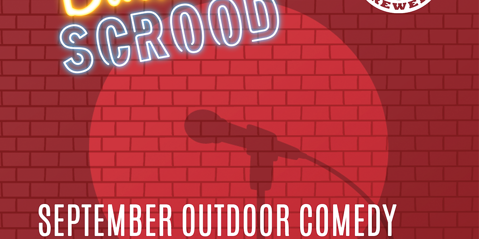 """""""Back to Scrood"""" September Comedy with Caleb Campbell (Friday, Sept 25)"""