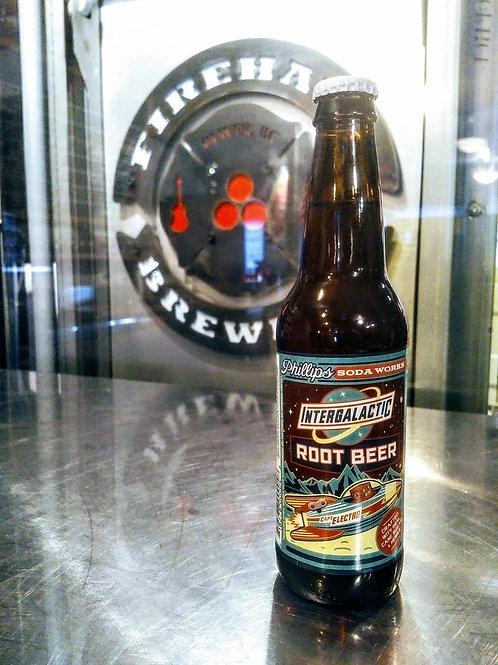 Root Beer (Phillips Soda) - 355 ml Bottle