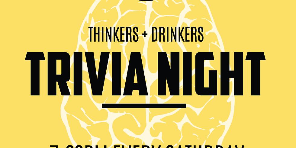 Trivia Night (Sat, Nov 21)