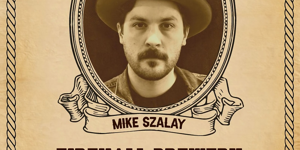 Honky Tonk Party with Mike Szalay - Back Alley Patio Live