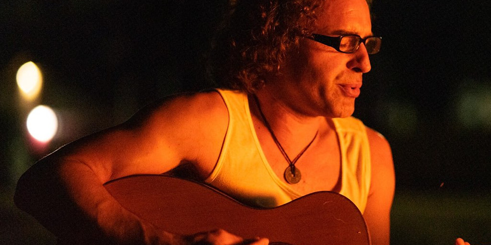 Saturday Patio Sessions - with Marcel Morneau