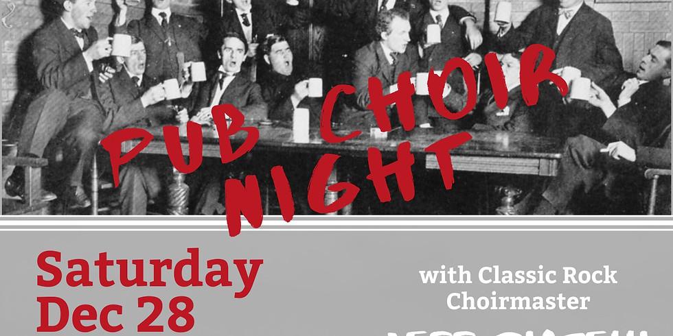 Pub Choir Night
