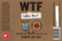 wtf coffee blonde wolf tree firehal brewery oliver bc canada beer