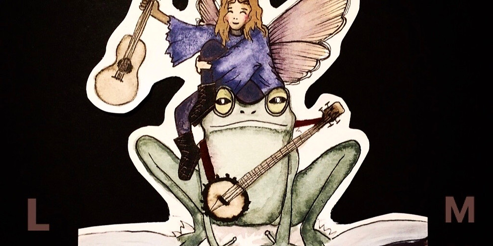 The Fairy & The Frog (Concert)