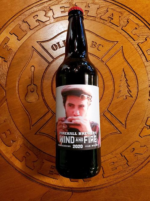 """""""Wind & Fire"""" Harvest Ale - 650 ml Bottle"""