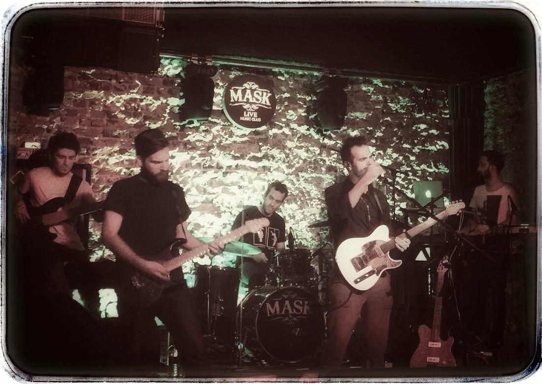 Ozan Erkan @ Mask Live Club
