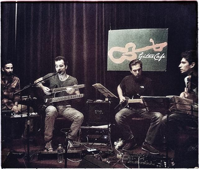 Ozan Erkan @ Kadıköy Gitar Cafe