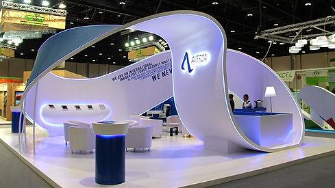 Exhibition stand construction _ Hypsos d