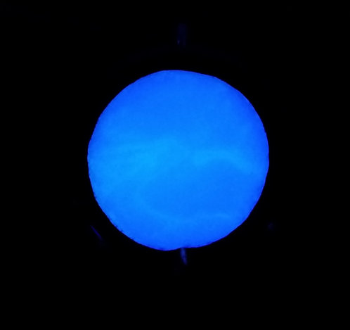 Glow in the Dark Acorn Cap Pendant