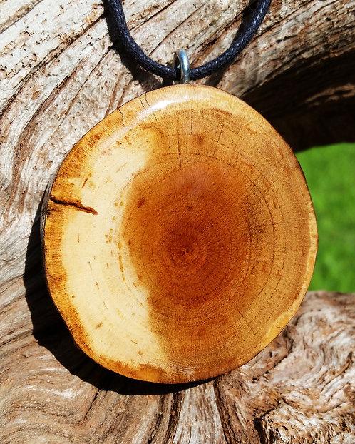 Driftwood Beech Pendant