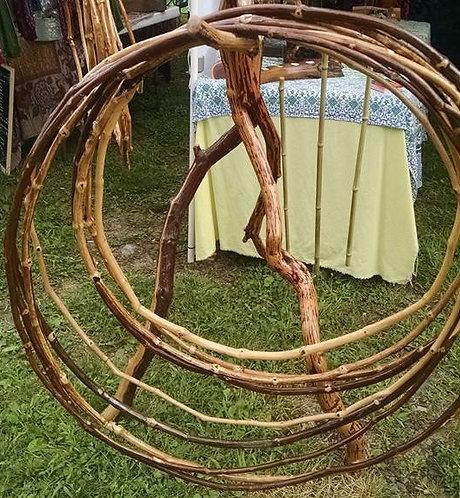 Grapevine Hula Hoops