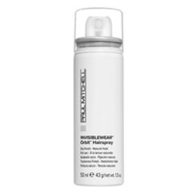Invisiblewear Orbit finishing hairspray travel size