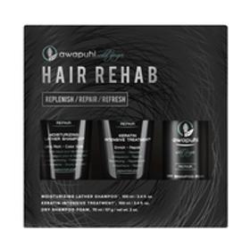 Awapuhi hair rehab take home kit