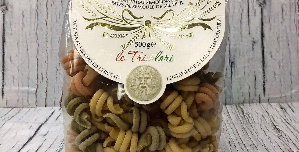 Pantanella Tricolour Trottole Pasta