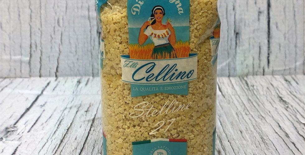 Cellino Stelline Pastina (Small Star Pastina)