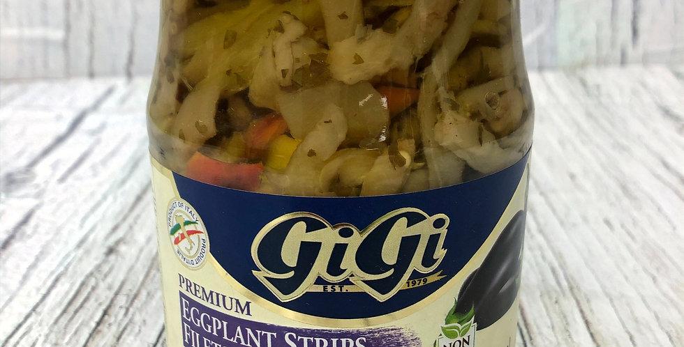 Gigi Premium Eggplant Strips