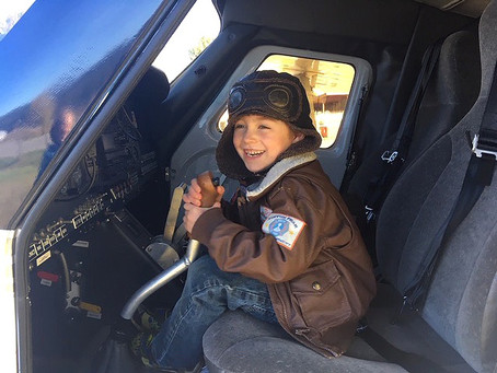 Kids Fly Day 2018