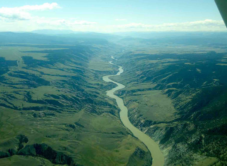 Echo Valley and Fraser River