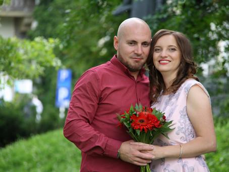 Foto cununie civila Constantin si Noemi