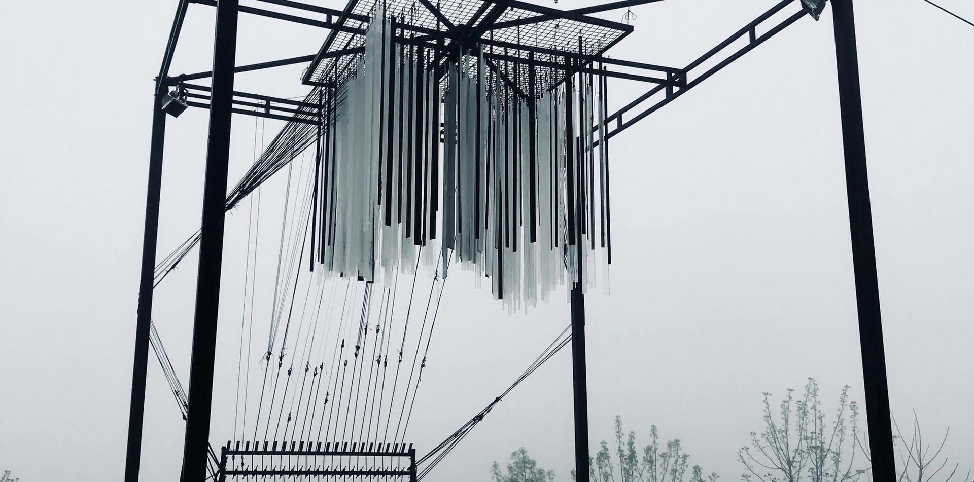 Installation - Lacaze aux Sottises - Orion ©fearlessrabbits