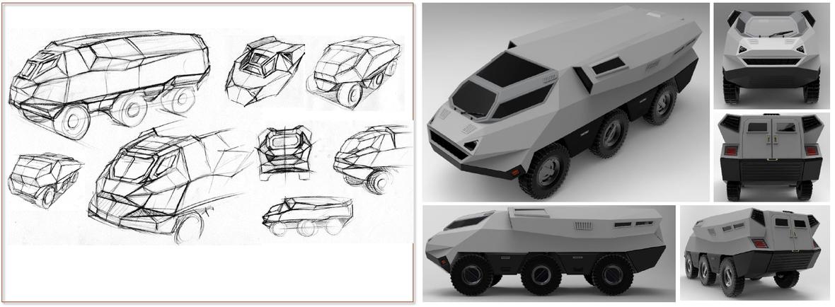 6x6 concept