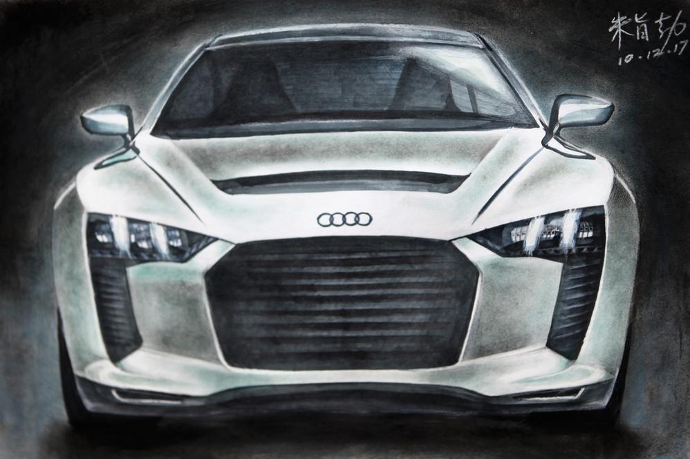 Audi concept practice