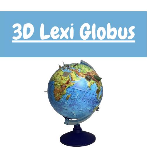 3D Lexi Globus