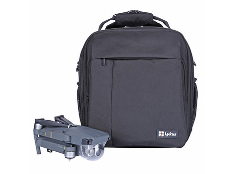 Lykus Revealed A New 4-in-1 Bag for DJI Mavic Pro
