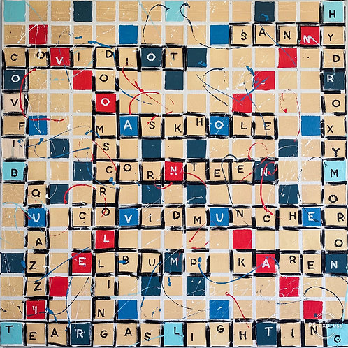 Hydroxymoron Scrabble