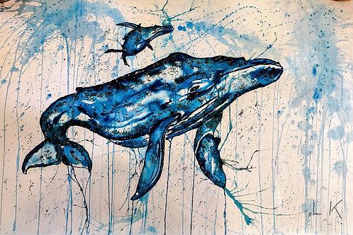 #Whale #Calf 2.0