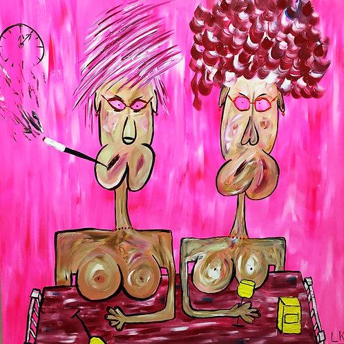 Two Sisters - Drinks II