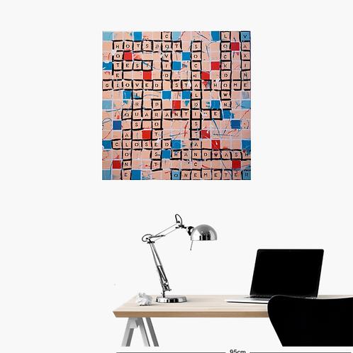 Pandemic Scrabble