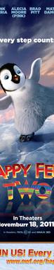 Happy Feet 2 National Wildlife Poster
