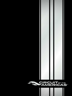 Circuit of The Americas Sodexo Foil Stamped Brochure Cover