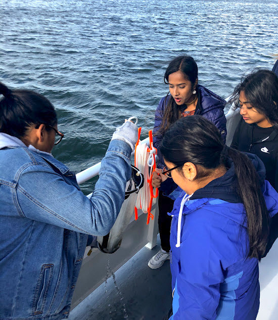 BioBoat Tours Fall 2019