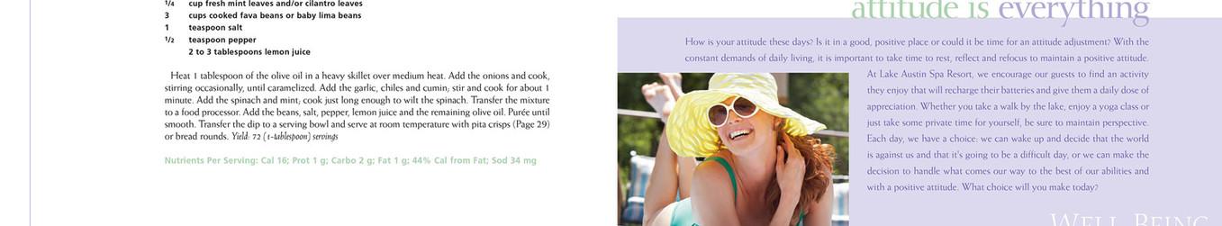 Lake Austin Spa Cookbook