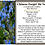 Thumbnail: CHINESE FORGET ME NOT - BLUE SHOWERS