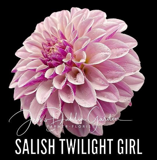 Salish Twilight Girl