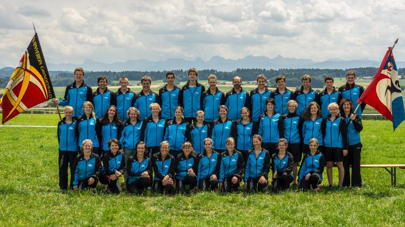 Turnfest Frauenkappelen 2015