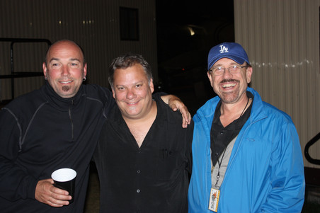 2 great show Promoter buds.  Always fun!!