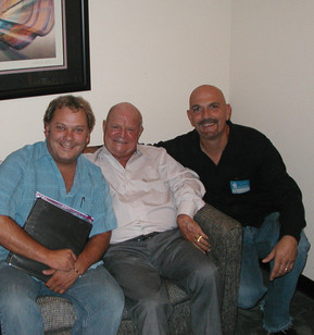 Don Rickles w/ Me and Jeff Smith