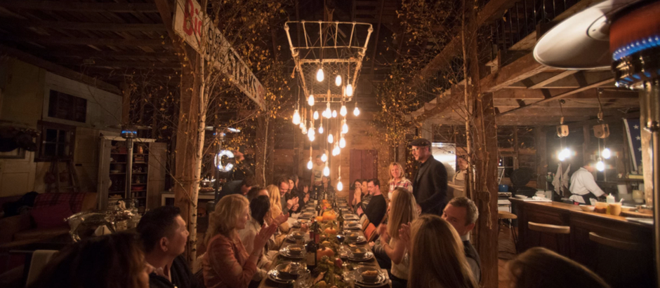 A Mid Autumn Night's Supper Club with the Enchanted Kitchen's Sasha Graham