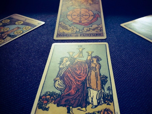 Six Reasons Tarot and Yoga Blend Seamlessly for the Ultimate Master Practice