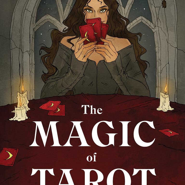 Magic of Tarot Talk and Book Signing