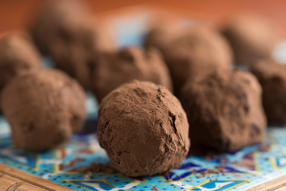 Enchanted Kitchen with Sasha Graham's Mexican Chocolate Love Truffles