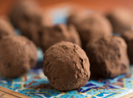 Like Water for Chocolate ~ Ace of Wands Mexican Chocolate Love Truffle Spell and Recipe