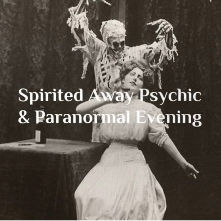 Industry City Brooklyn: Spirited Away Paranormal & Psychic Event